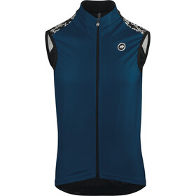 assos Mille GT Spring Fall Vest Unisex caleumBlue